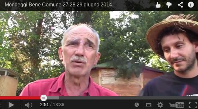 La 3 giorni di Mondeggi: VIDEO con le interviste