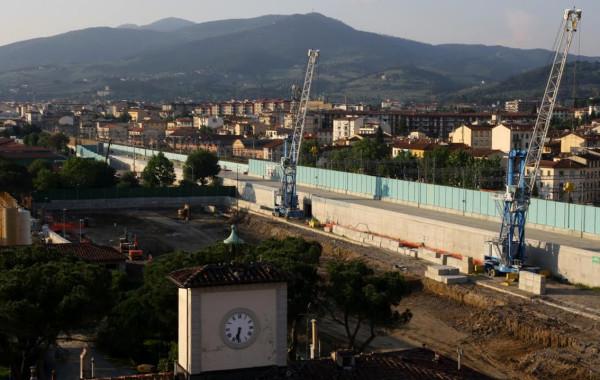 Tunnel e stazione Foster non servono ai pendolari, la bufala della liberazione dei binari di superficie e della stazione S.M.Novella