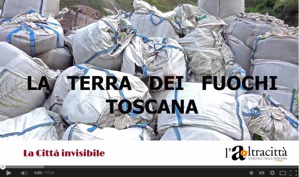 Paterno: la terra dei fuochi toscana - VIDEO