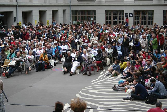 Un agosto a Parigi, a scuola dai movimenti sociali