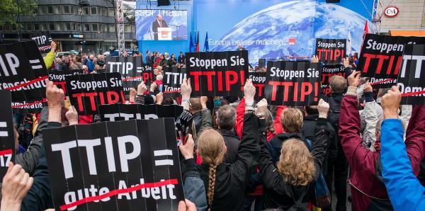 TTIP: l'11 ottobre proviamo a fermarlo insieme!
