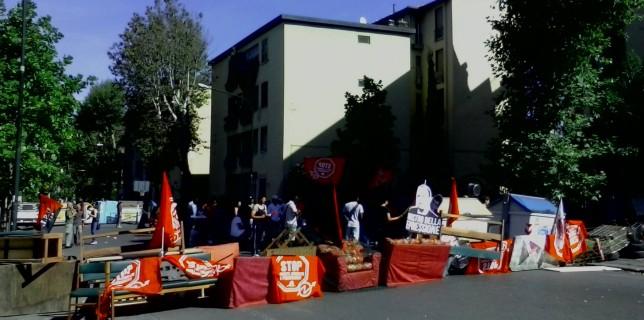 barricate casa