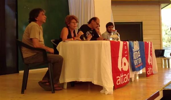 """""""Movimenti fuori dal Palazzo"""", perUnaltracittà all'Università di Attac - VIDEO"""