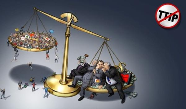 TTIP, non trasparente e antidemocratico. Scopri l'accordo USA-UE che cancellerà i nostri diritti (3)