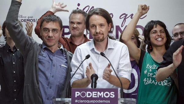 Alla scoperta di Podemos: democrazia dal basso o populismo di sinistra?