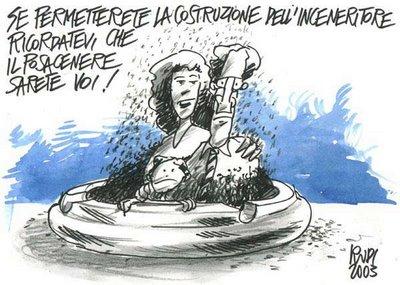 Lo Sblocca Italia sblocca gli inceneritori