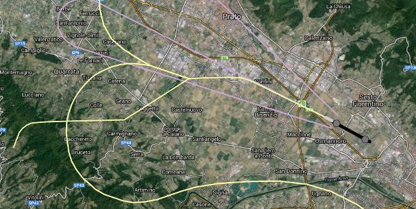 Perché dire no al nuovo aeroporto di Firenze