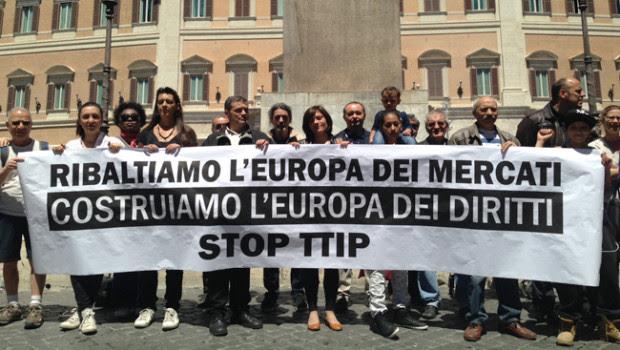 L'attacco ai servizi pubblici – Stop TTIP #7