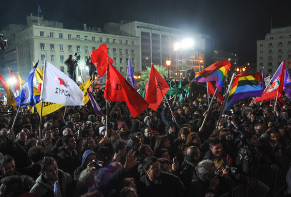 Con Syriza può ripartire un'alternativa al neoliberismo bloccata da trent'anni?