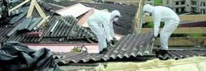 amianto tetto