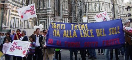 L'orgoglio dell'alternativa. Il 7 marzo il punto sulla mobilità fiorentina