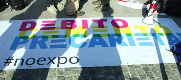 May Day Internazionale contro Expo