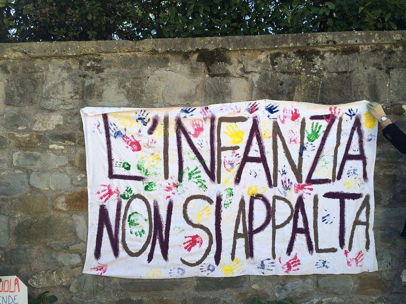 Il parco giochi di Renzi