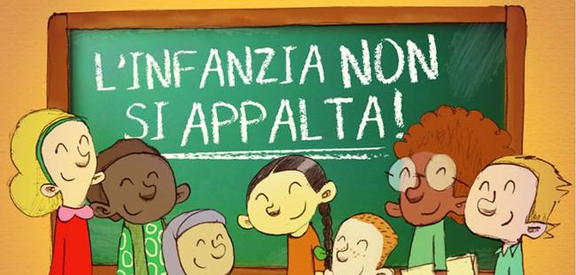 L'infanzia che il Comune di Firenze vuole appaltare