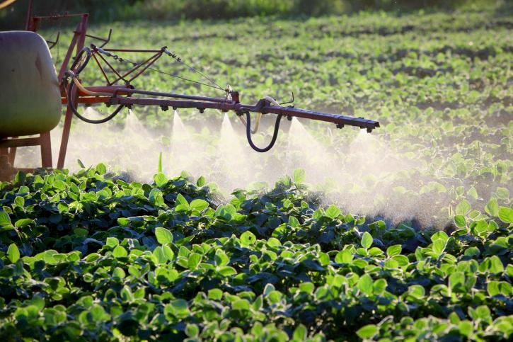 Allarme pesticidi: Italia maggior consumatore europeo
