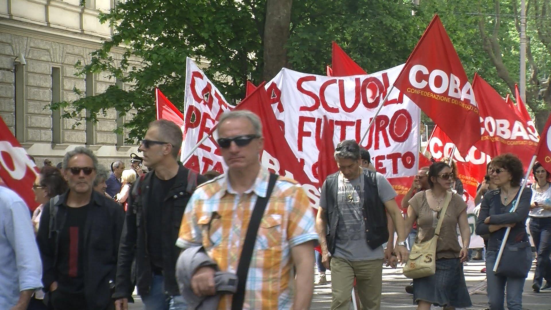 """La menzognera """"Buona Scuola"""" di Renzi"""