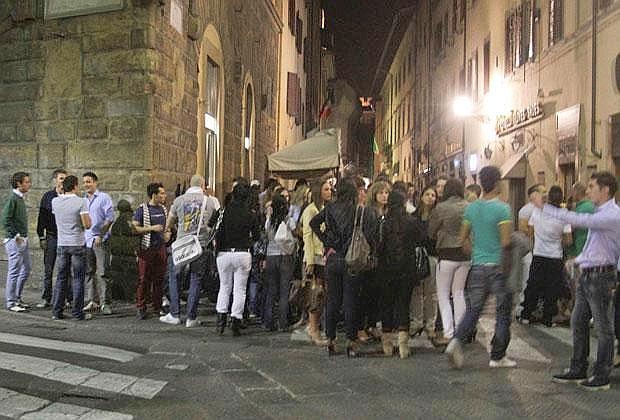Altre notti per Firenze