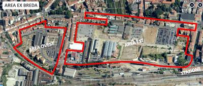 L'area Ex-Breda di Pistoia: un caso di urbanistica maltrattata