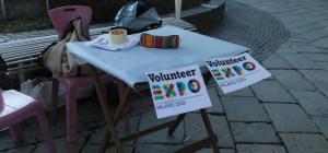 volontari expo