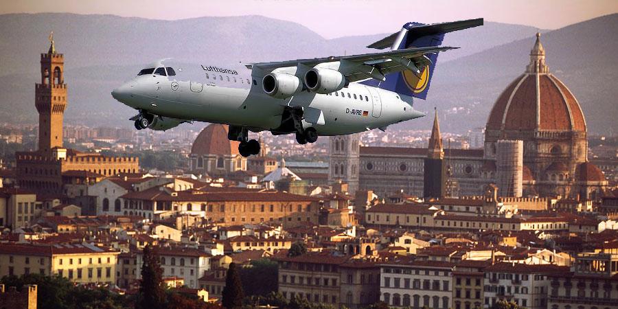 Aeroporto Firenze : Il nuovo aeroporto di firenze e sistema aggiramento