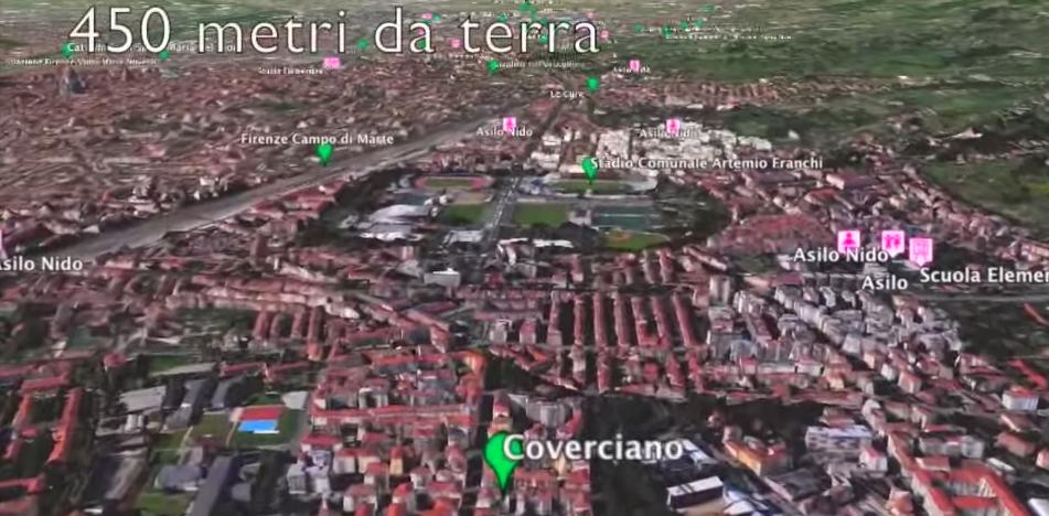 Nuovo aeroporto di Firenze, un aereo su cinque passerà sopra la città ma i fiorentini non devono saperlo