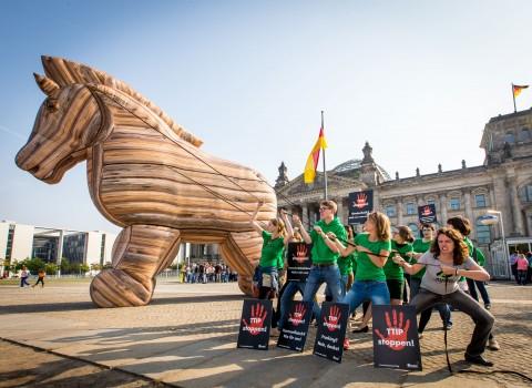 TTIP: Parlamento europeo diviso su ISDS, voto rimandato
