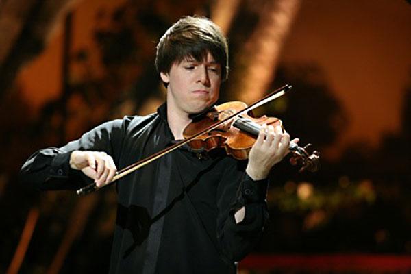 Un violinista sul tetto? No, in metropolitana