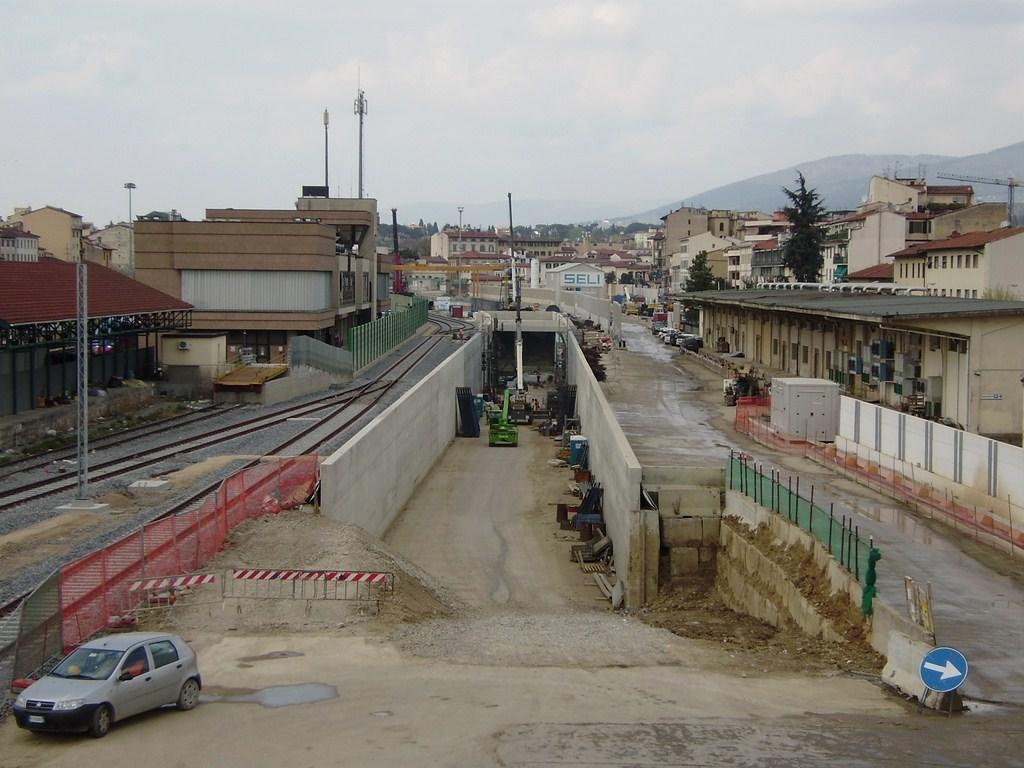 No al tunnel Tav sotto Firenze: nasce un fronte di soggetti che vogliono chiudere col progetto