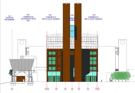 Aeroporto: il master plan taglia le ciminiere dell'inceneritore