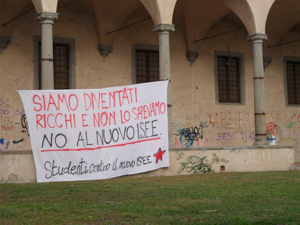 Nuovo Isee penalizza gli studenti più poveri: a Firenze parte la mobilitazione