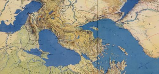 Medio Oriente visto dalle Alpi