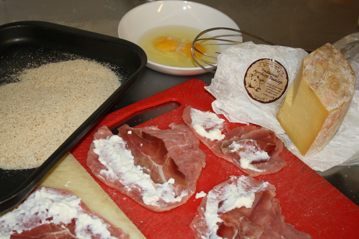 La carne fritta