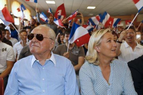 """Eredità politica e familiare: il """"Front National"""" francese"""