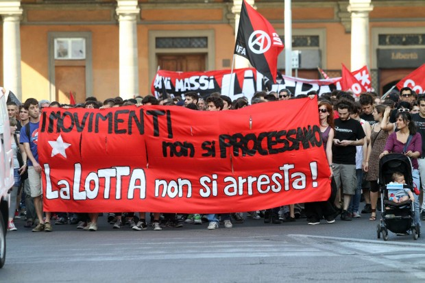 Solidarietà agli imputati e alle imputate del Movimento fiorentino - APPELLO