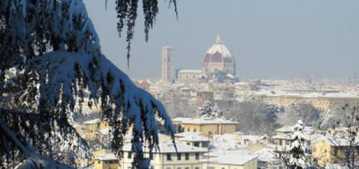 panorama dalla Villa di Rusciano