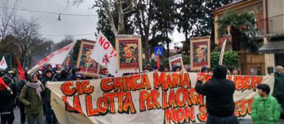 Da Padova a Firenze, repressione e solidarietà