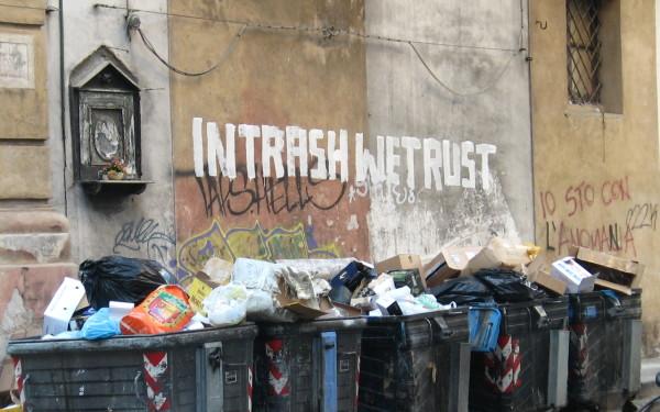 Umbria, il futuro immondezzaio del Centro Italia. Con il beneplacito di Renzi