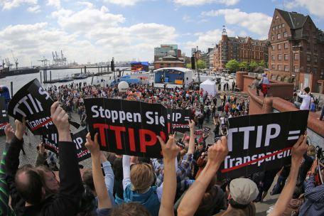 7 maggio a Roma insieme per fermare il Ttip