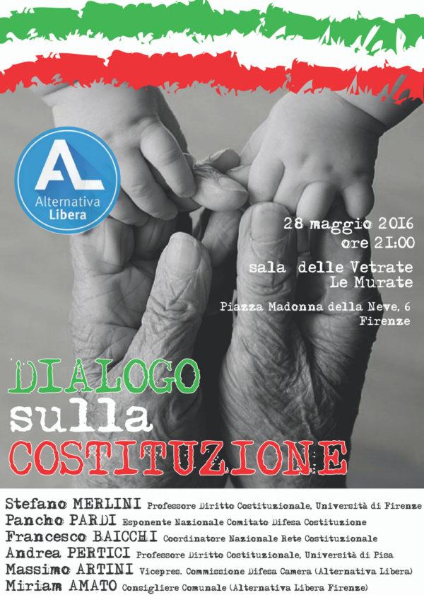 Renzi e la Costituzione sfregiata