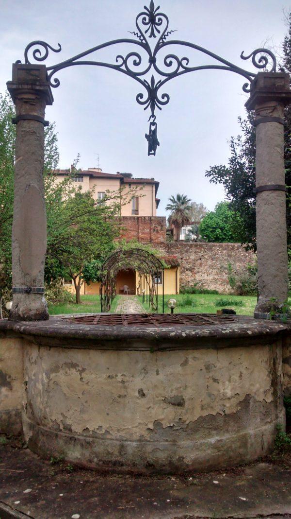 San Silvestro e il giardino negato