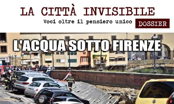 Dopo la #Voragine: gli interessi sull'acqua di Firenze - DOSSIER perUnaltracittà