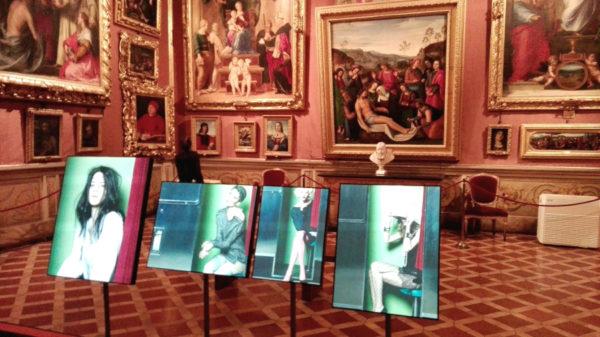 Karl Lagerfeld a Palazzo Pitti: io non sono grata