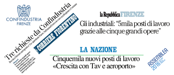 Confindustria, i giornaloni e la creazione del consenso (a Firenze e non solo)