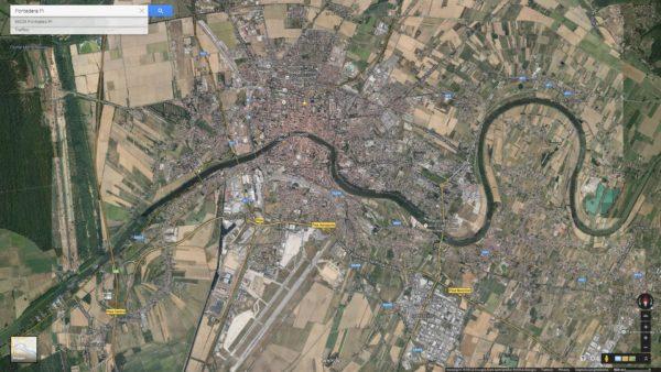 No alla Tangenziale Nord-Est di Pisa