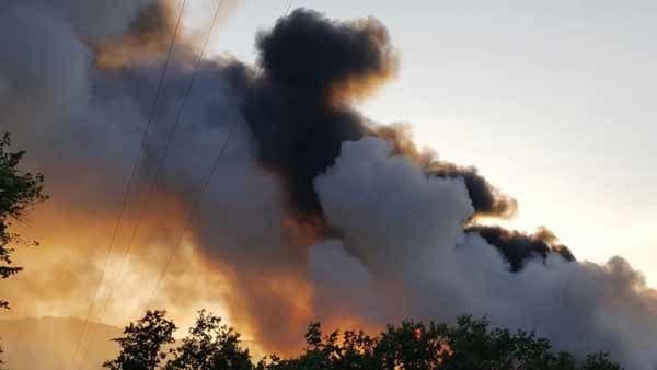 L'autocrazia del Pd e l'incendio alla diossina della discarica del Cassero (PT)