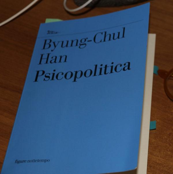 La Psicopolitica di Byung-Chul Han
