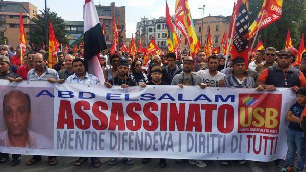L'omicidio di Piacenza è il prodotto del Jobs Act e delle politiche dell'UE
