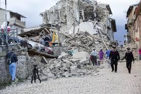 Terremoto: il disastro è inevitabile? 6 ottobre al Parterre
