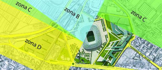 Nuovo aeroporto o nuovo stadio? Incompatibilità e priorità