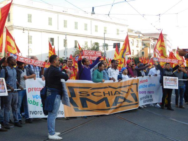 21 e 22 ottobre: due giornate di mobilitazione e di lotta